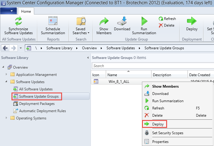 Software Updates | ConfigMgr & Intune blog
