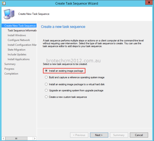 Task Sequence | ConfigMgr & Intune blog