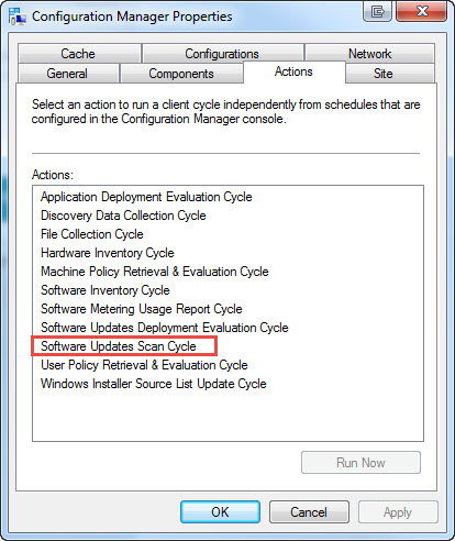 Scan failed with error = 0x8007000e | ConfigMgr & Intune blog