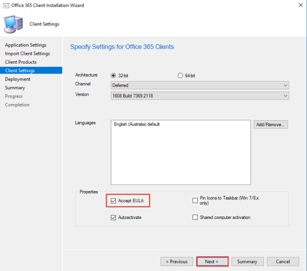 Office365Deploy5