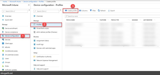 Customizing Windows 10 – Office 365 using Intune Administrative Templates